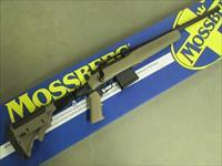 "Mossberg MVP Flex Tan 18.5"" Med Bull Fluted .308 WIN 27760"