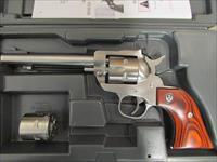 Ruger New Model Single-Six Convertible .22LR & .22 Mag