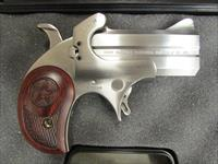 "Bond Arms Cowboy Defender 3"" Satin Stainless .357 Mag / .38 Spl BACD357MAG"