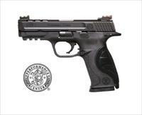 "Smith & Wesson PC Ported M&P9 9mm 4.25"" 10217"