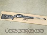 Cooper Firearms Model 54 Special Edition Raptor Stainless 6.5 Creedmoor