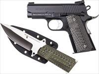 Magnum Research DE 1911 Undercover 9mm w/Knife 3