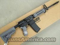 Sig Sauer M400 Series Gray 5.56mm NATO