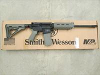 Smith & Wesson M&P15 AR-15/M4 MagPul FOL with AAC Brake