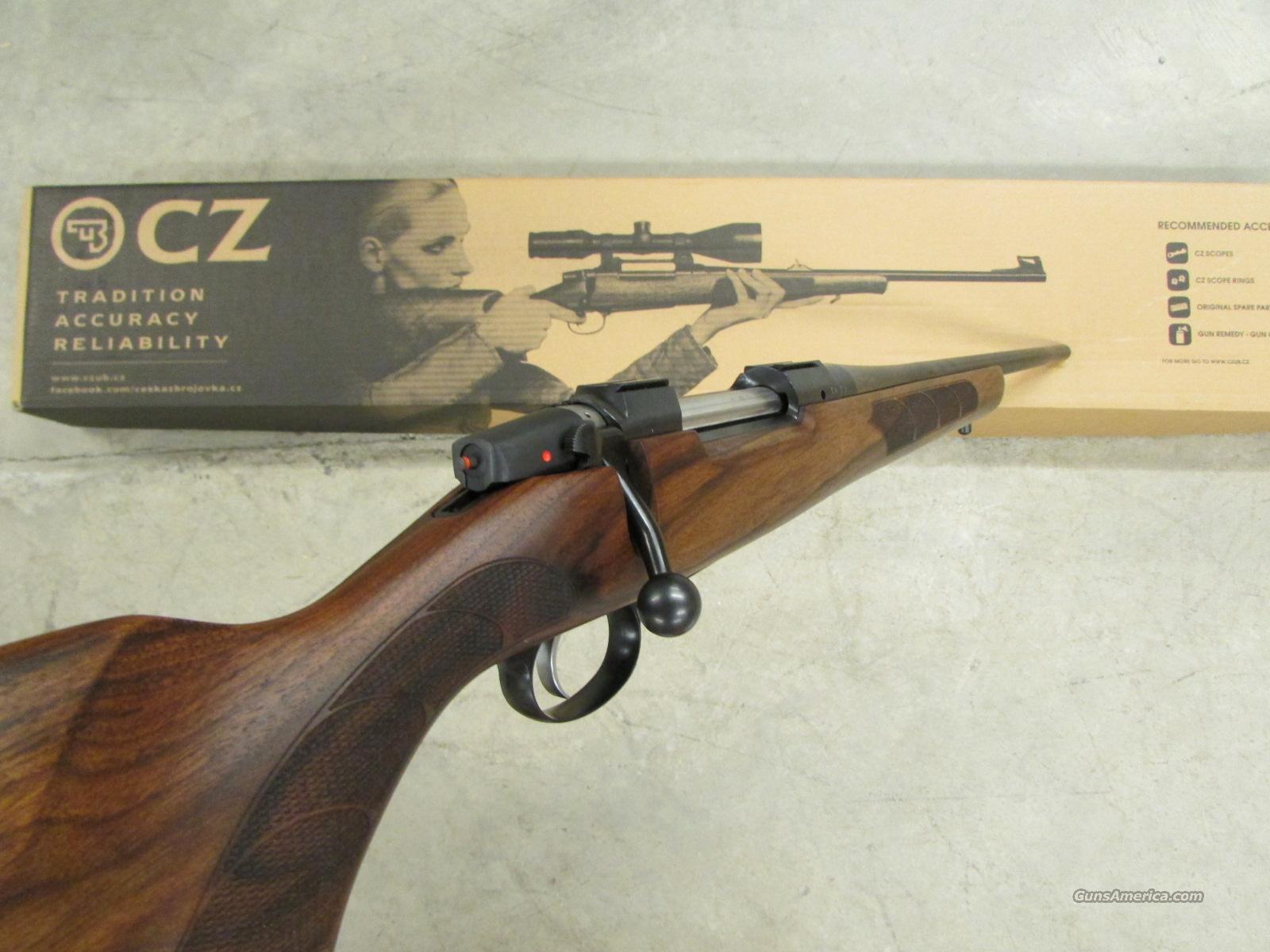 Big-Game Classic: CZ 557 Sporter Review - Guns & Ammo