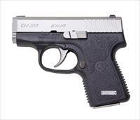 "Kahr Arms CW380 2.58"" .380 ACP 6 Rds Black/Stainless CW3833"