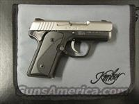 Kimber Solo Carry Bi-Tone 9mm 3900001