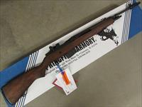 Springfield Armory .308 Win. Standard Blued Walnut Stock Military Butt-Plate