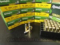 500 ROUNDS OF REMINGTON .32 S&W LONG 98 GR LRN