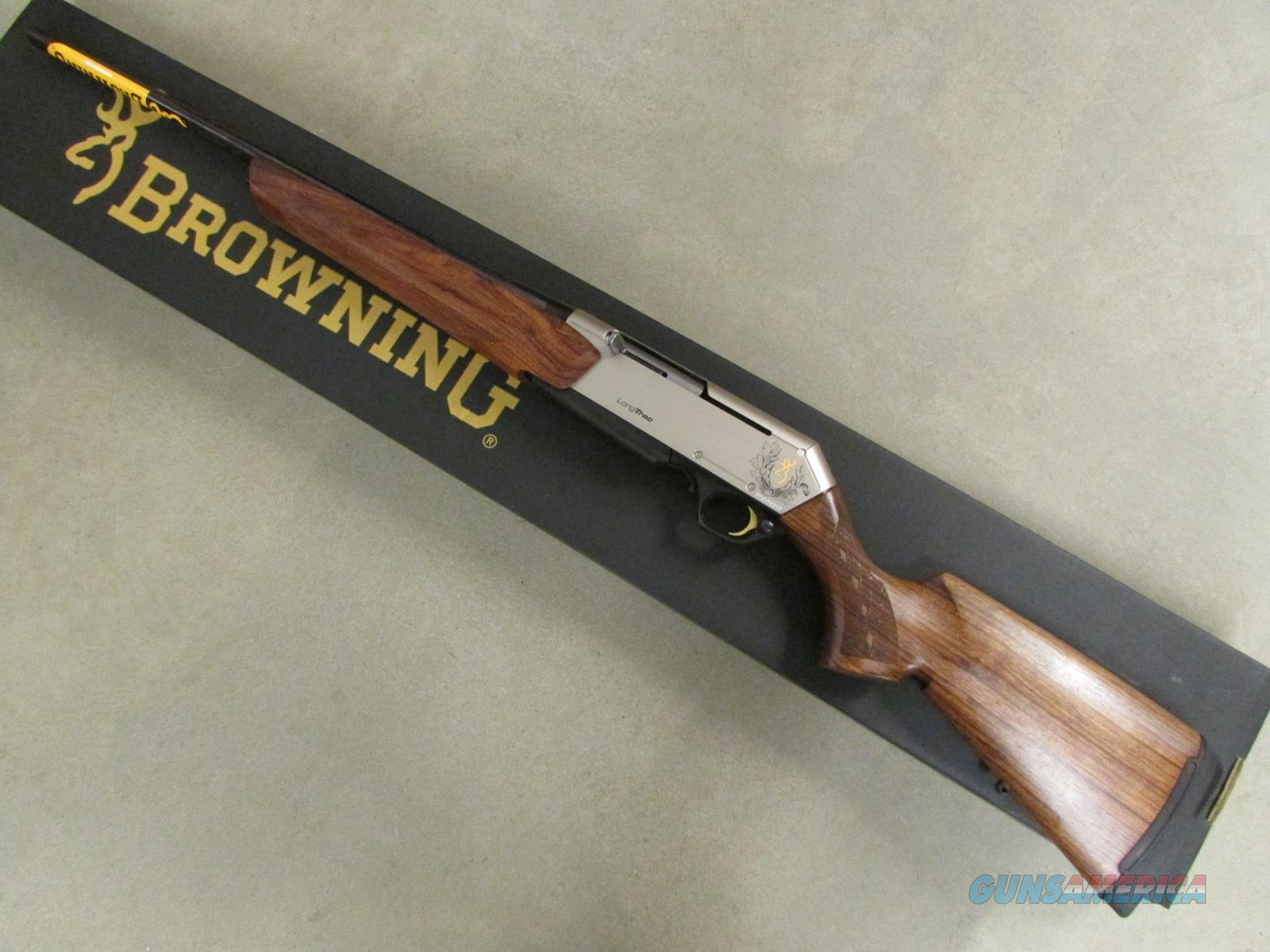 browning bar longtrac left hand oil finish semi for sale