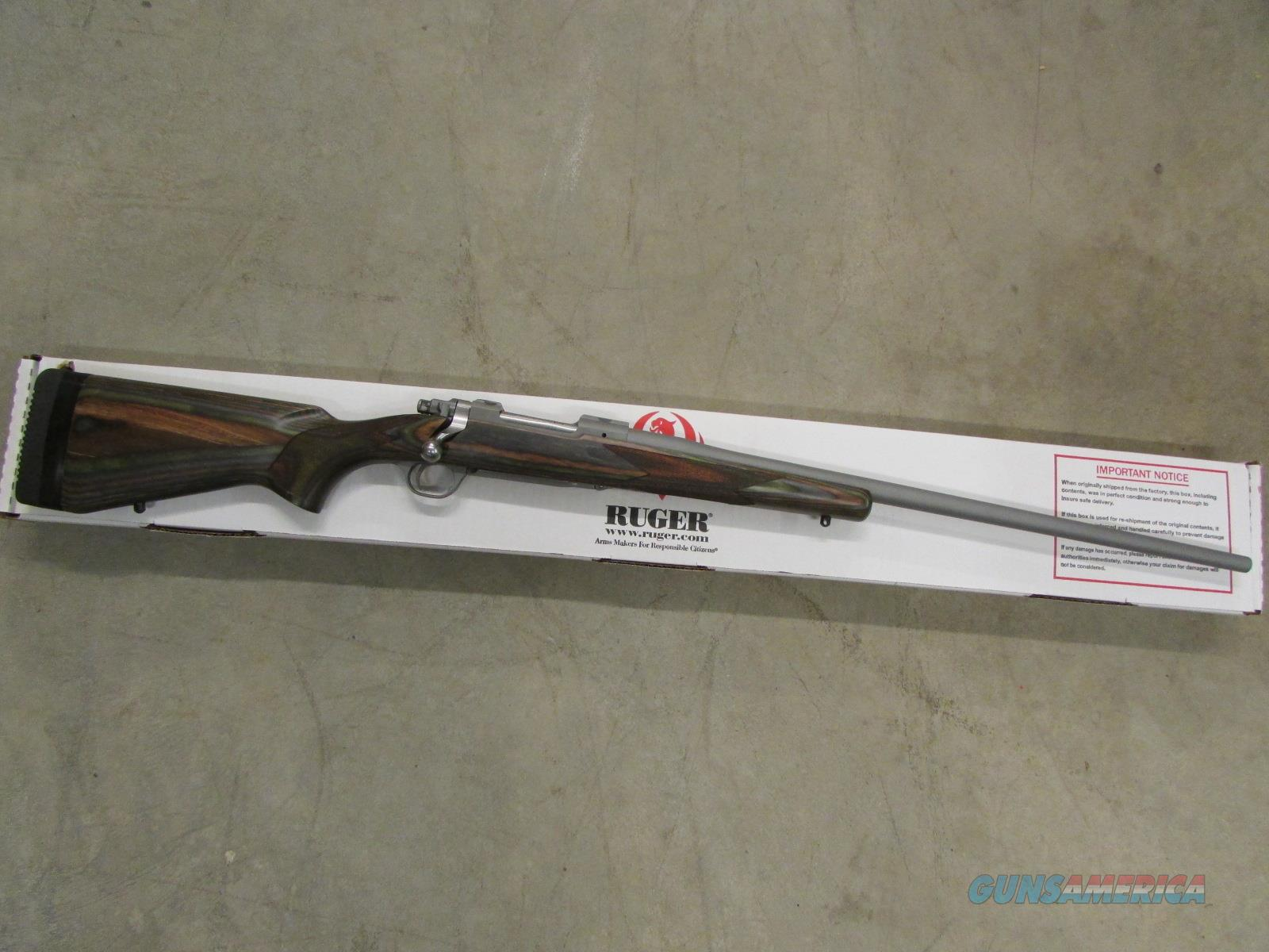 Ruger M77 Hawkeye Predator Stainless 6.5 Creedm... for sale