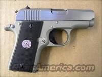 Colt Mustang Pocketlite Stainless .380 ACP/AUTO