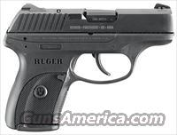 "Ruger LC380 Black .380 Auto 3.12"" 7 Rounds 3219"