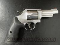 "Smith & Wesson Model 629 Stainless .44 Magnum 4"" Barrel"