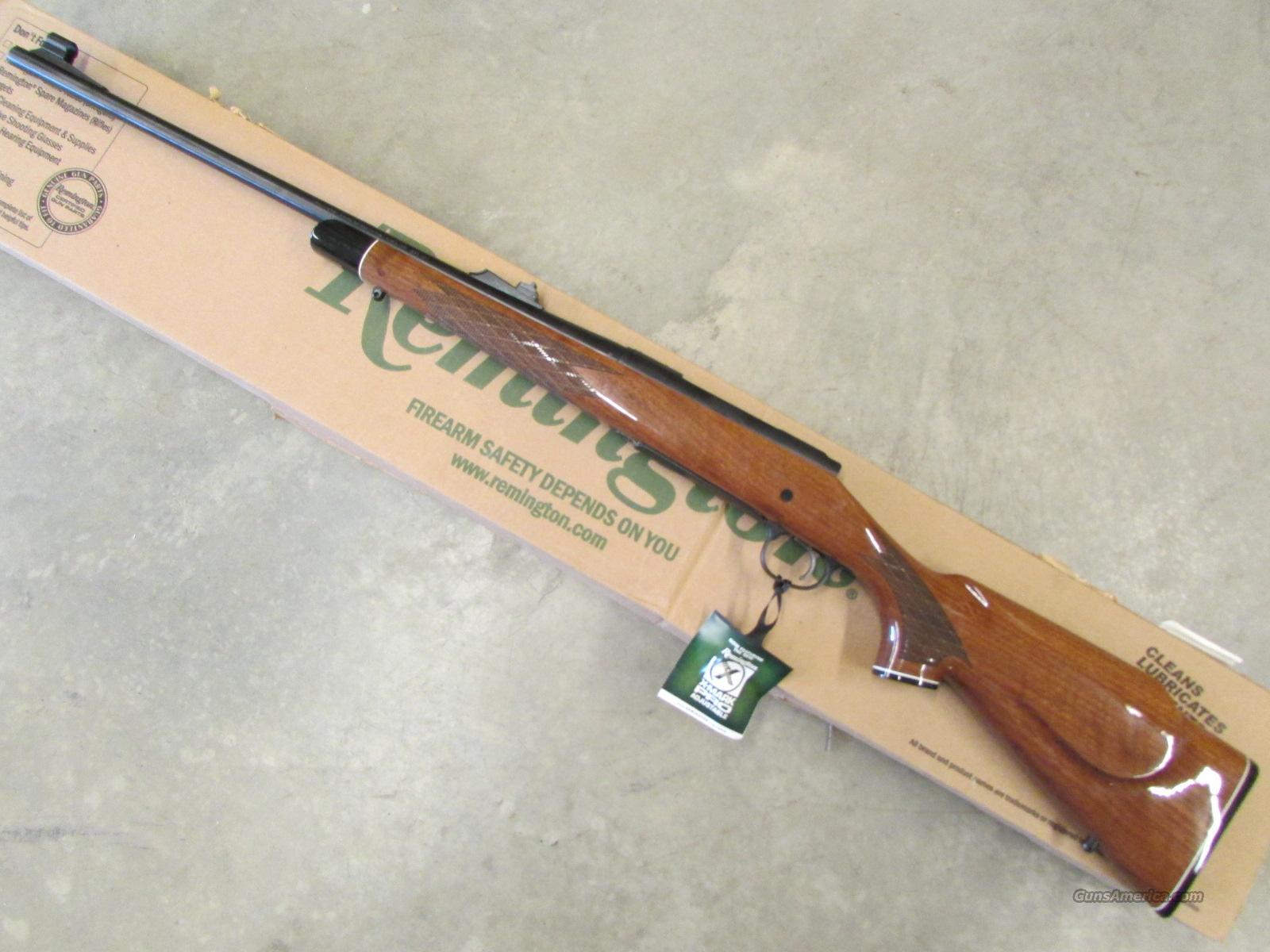 Remington 700 Bdl Walnut Stock 22 Blued Barrel For Sale
