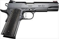 Remington 1911 R1 Enhanced .45 ACP 8rd Fiber Optic 96328