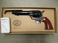 Beautiful Beretta Stampede Gemini DX 1873 SSA Case Hardered/Blued .45 Colt