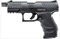 "Walther PPQ Tactical .22 LR w/ Adapter 4.6"" TB 12 Rds 5100301LE"