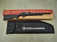 TACTICAL SOLUTIONS X-RING 10/22 .22 BLACK HOGUE TE-MB-T-H-BLK