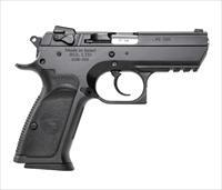 "Magnum Research Baby Desert Eagle III .40 S&W BLACK 3.85"" Semi-Compact BE94133RS"