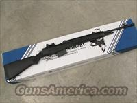 Springfield Armory M1A Loaded Black Fiberglass Carbon Barrel .308 Win.