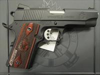 Springfield Armory 1911 Range Officer Compact 9mm PI9125LP