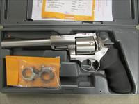 "Ruger Super Redhawk Double-Action 7.5"" Revolver .454 Casull 5505"