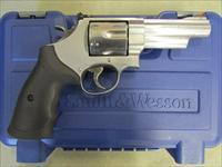"Smith & Wesson Model 629 Stainless .44 Magnum 4"" Barrel 163603"