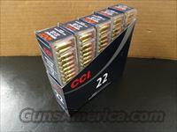 500 ROUNDS CCI MINI-MAG 40 GRAIN .22 LR 22LR .22