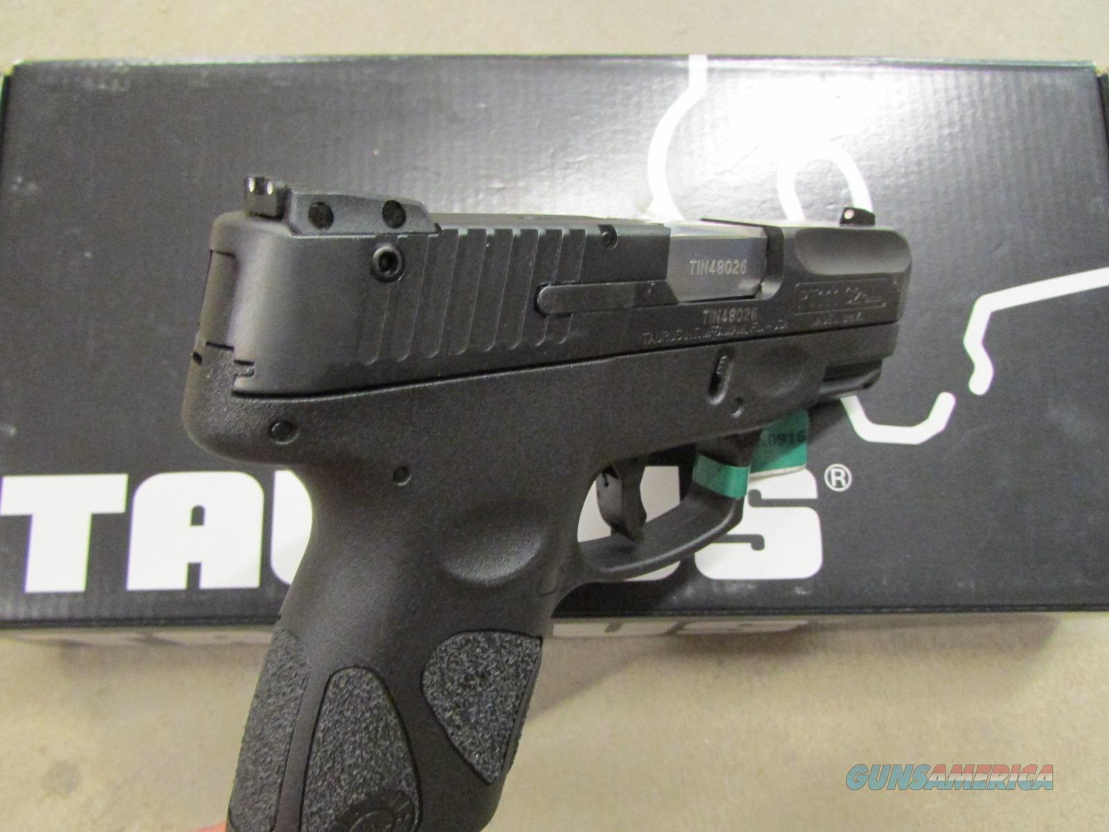 Taurus Pt111 Millennium G2 9mm 12 Rd 1 111031g2 For Sale Schematics 9790193