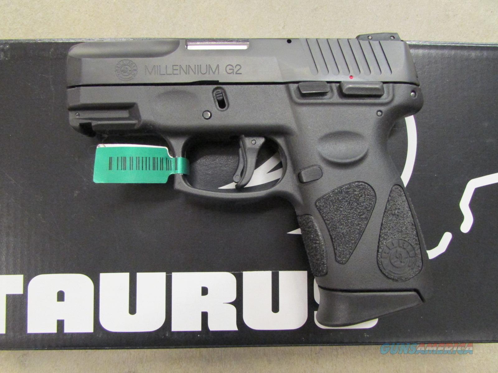 Taurus Pt111 Millennium G2 9mm 12 Rd 1 111031g2 For Sale Schematics 9790194