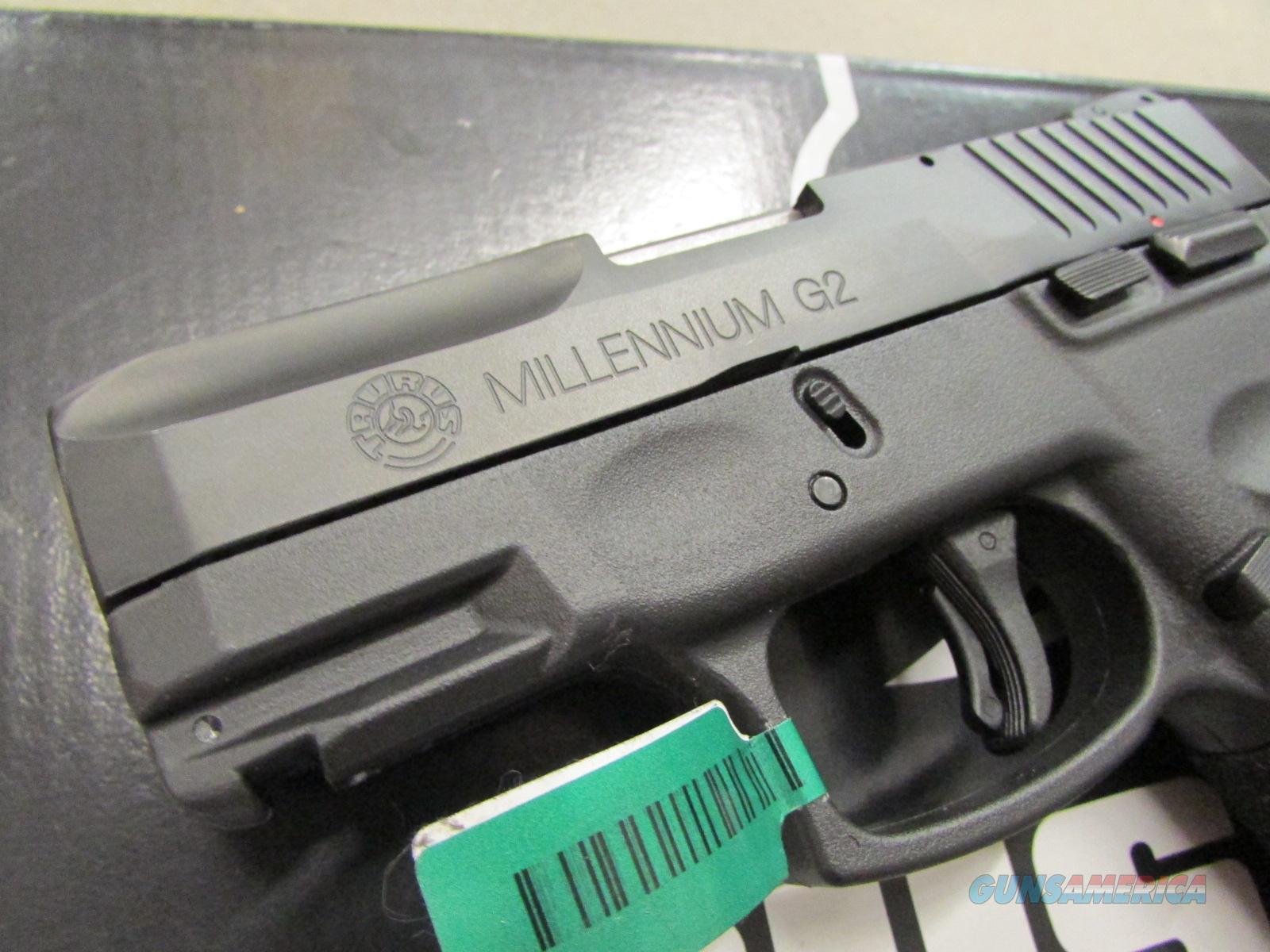 Taurus Pt111 Millennium G2 9mm 12 Rd 1 111031g2 For Sale Schematics 9790200