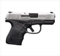 "Mossberg MC1sc Subcompact 9mm Luger 3.4"" Black / SS 89008"