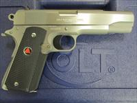 Colt Delta Elite Government MKIV 1911 Stainless 10mm