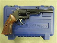 "Smith & Wesson Model 48 6"" Blued  .22 Magnum 150718"