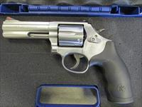"Smith & Wesson Model 686 4"" Stainless .357 Mag. 164222"