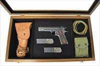 REMINGTON UMC TURNBULL 100TH ANNIVERSARY 1911 WITH CASE & EXTRAS 96367