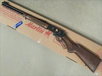 "Marlin Model 336C Engraved 20"" Blued Barrel .30-30"