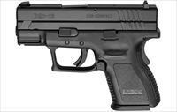Springfield XD 9mm Sub-Compact 3