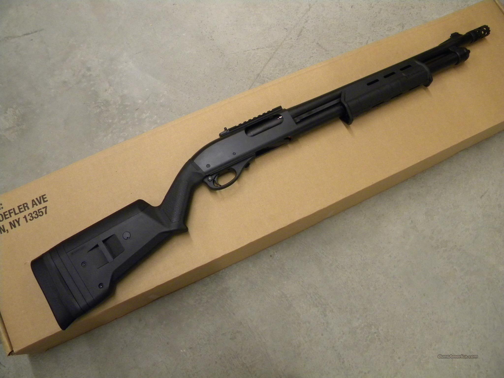 how to clean a remington 870 tactical shotgun