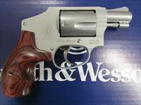 Smith & Wesson Model 642LS Lady Smith .38 Special