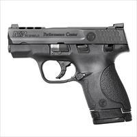 Smith & Wesson M&P40 Shield .40 S&W Tritium Night Sights 11631