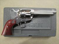 "Ruger Vaquero Stainless Single-Action 5.5"" .357 Mag"