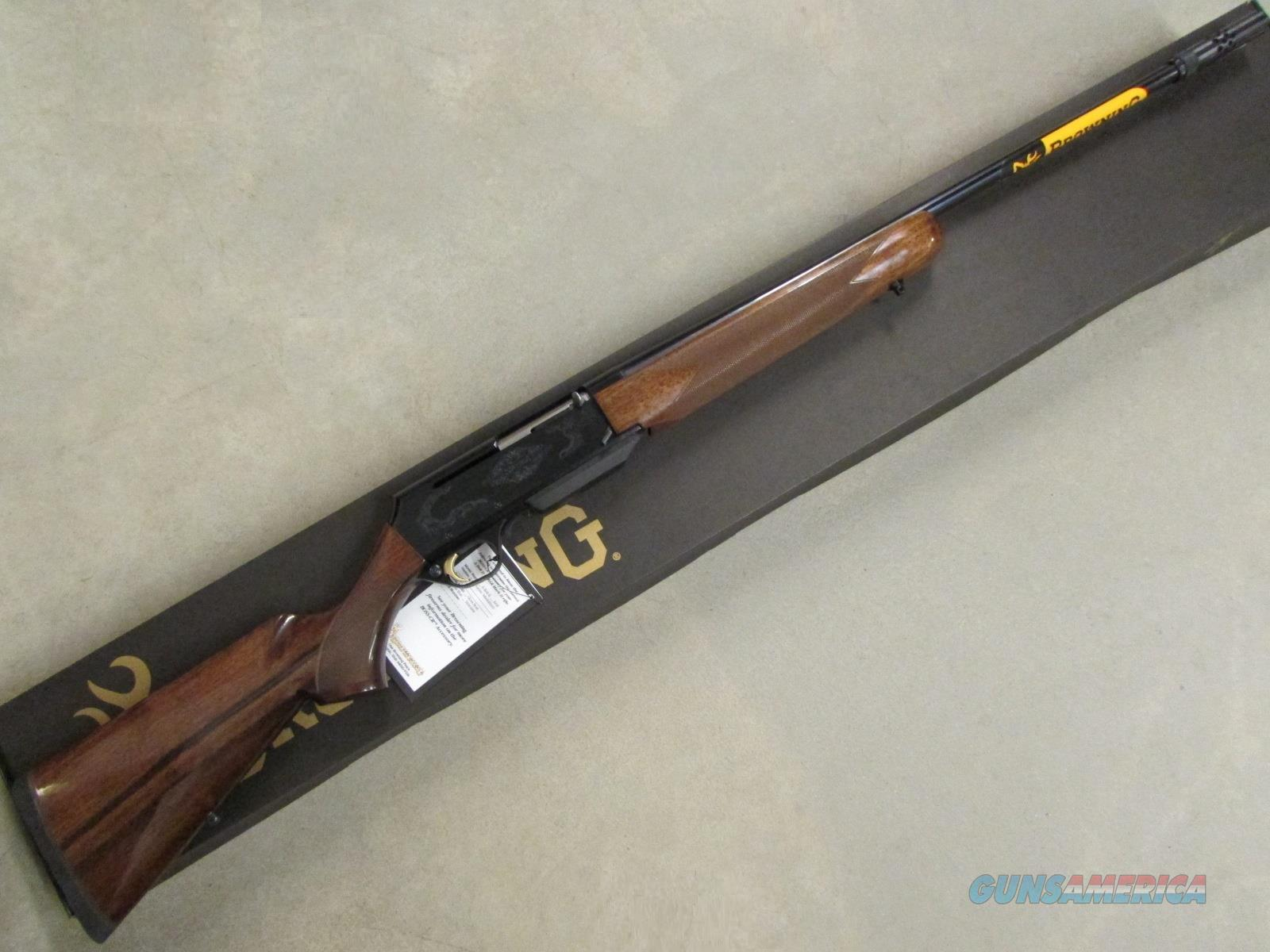Browning BAR Mark II Safari 24 Semi Auto 338 Win Mag 031001331 Guns