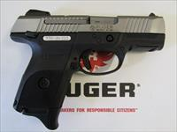 Ruger SR9C Compact 9mm Stainless w/ 3 Mags 3339