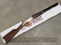 Henry Brass .30-30 Win. Lever-Action Rifle Octagon