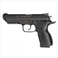 """Arex Rex Alpha 9mm Luger 5"""" Black 17 Rounds REXALPHA"""