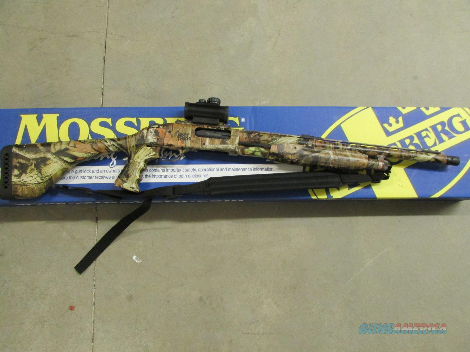 Mossberg 535 ATS Turkey Thug Pump-Action 12 Gauge with Red Dot 45228