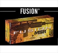 200 Rounds Federal 6.8 SPC Fusion SP 90gr F68MSR2