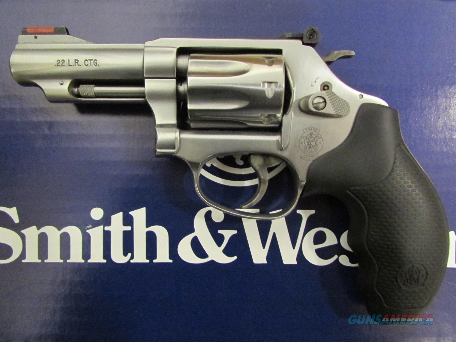 Smith & Wesson Model 63 Stainless 8-Shot 3\